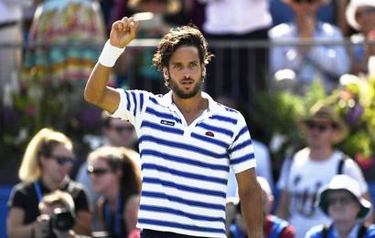King of Queen's Murray falls in first round as top three seeds exit