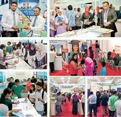 Success for over 40 Sri Lankan education institutes participating at Maldives Education Expo 2016
