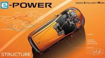 Nissan's EV runs on petrol