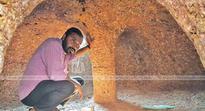 2000-year-old Muniyara uncovered at Kasaragod