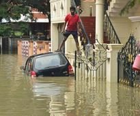Floods, civic decay sink Gurugram, Bengaluru
