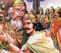 The Unbelievable Story of How Dhritrashtra, Gandhari & Kunti Died Together!