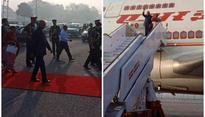 President Kovind leaves for Mauritius, Madagascar