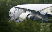 UK arrests 2 men over Pakistan plane incident