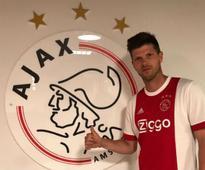 Dutch striker Klaas-Jan Huntelaar rejoins Ajax from FC Schalke on one-year deal