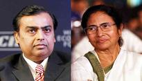 Mamata Banerjee to meet Mukesh Ambani to urge him to invest in West Bengal