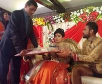 Ravindra Jadeja to tie knot with Riva Solanki today
