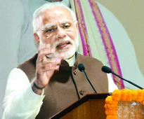 Modi talks of strictest action against corrupt railway officials