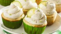 Recipes: Gin and tonic cupcakes
