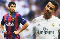 Ronaldo and Suarez make history