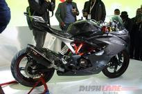 TVS Akula 310 Concept based on BMW G310R at 2016 Auto Expo