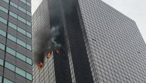 1 dead, 4 injured in fire at Trump Tower in New York