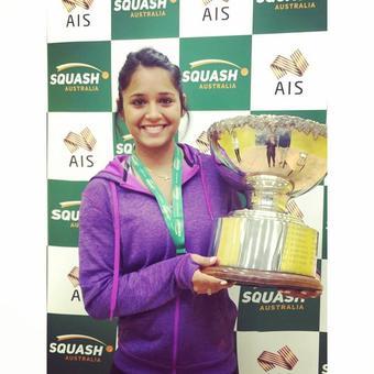 Squash star Dipika Pallikal lifts Australian Open title