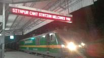 Woman gives birth on board Jan Nayak Express in UP's Sitapur