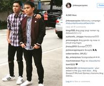 LOOK: Pacquiao sons try out modelling