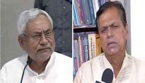 JD(U) leader not happy with Nitish's hobnobbing with NDA