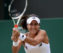 Heather Watson into Australian Open second round after beating Samantha Stosur