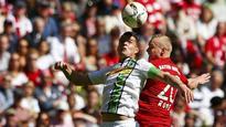 Gladbach draw puts Bayern's title on hold