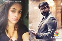 Did Anu Emmanuel sign the dotted lines for Vikram - Gautham Menon's Dhruva Natchathiram&#63