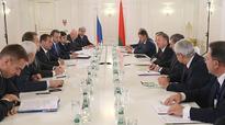 Kobyakov, Medvedev discuss Belarus-Russia cooperation in Minsk
