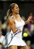 Sexy photos of hot tennis star Tamira Paszek in 2016