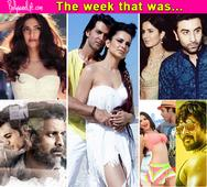 Katrina Kaif  Ranbir Kapoor post break up woes, Hrithik Roshan  Kangana Ranaut's battles of exes  Meet the top 5 newsmakers of the week!