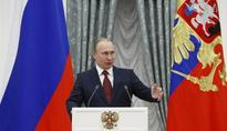 Putin reshuffles Russia's law enforcement structures