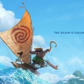 The ocean calls 'Moana' in the new teaser poster released by Disney