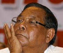 Sangma calls for a political solution to Naxal menace
