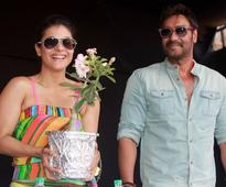 Kajol and Ajay Devgn campaign for 'sensible' development of Lonavala, Khandala