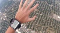 Chute fails, skydiver lives