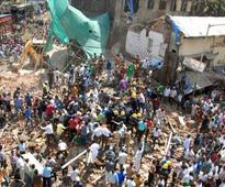6 dead as 100 year old building collapses in South Mumbai