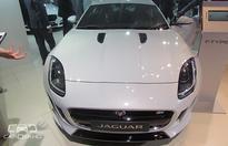2016 Delhi Auto Expo: Jaguar F-Type makes a pouncing stance