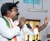 Khammam MLA Puvvada joining TRS