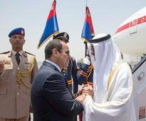 Mohamed, Sisi discuss ties