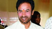 KCR turning Telangana into a debt-ridden state: Kishan Reddy
