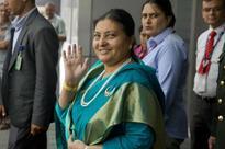 Bhandari re-elected Nepal's President