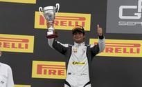 TVS Racing Announces Long-Team Association With GP3 Driver Arjun Maini