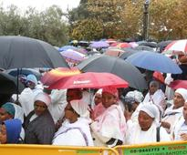 Thousands of Ethiopian-Israelis celebrate Sigd Day in Jerusalem
