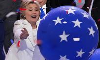 Hillary Rodham Clinton's rousing speech makes Donald Trump look like a novice