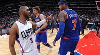 Chris Paul doesn't rule out playing with Melo, LeBron