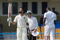 India vs West Indies Live Score: Kohli's Maiden Double Ton Powers India Past 400
