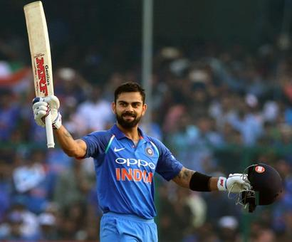 Virat breaks one record after another