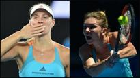 Australian Open: Defending champion Kerber overcomes nerves, 4th seed Halep knocked out