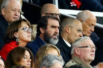 Eric Cantona's presence reminds the Manchester United faithful of club's uncertainty