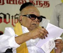 Karunanidhi appears before court