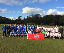 Uppermill FC welcome Beijing Warriors to match at Churchill Playing Fields