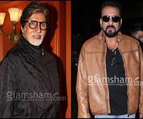 Amitabh Bachchan replaces Sanjay Dutt in BADLA? - News