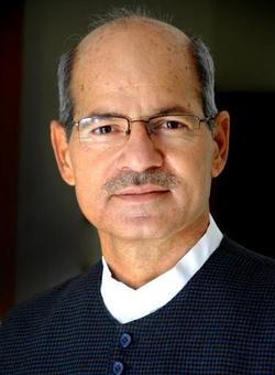 Environment Minister Anil Dave passes away