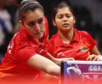 CWG Updates: Manika Batra-Mouma Das take home silver